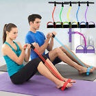 Elastic Sit Up Pull Rope Abdominal Fitness Body Exercise Sport Workout Equipment