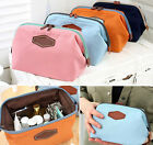 Lady Travel Cosmetic Bag Makeup Case Pouch Toiletry Zip Wash Organizer FO
