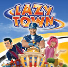 3 Boys Lazy Town 100% Official Novelty Character Socks / All Sizes