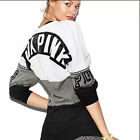 Summer Women Casual Loose Letter Print Long Sleeve O-Neck T Shirt Blouse Top