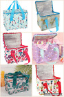 Insulated Thermal Back To School Sandwich Lunch Bag Chilled Zip Unicorn Mermaid
