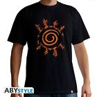 Naruto - T-Shirt Sceau - En licence officielle Abystyle