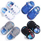 Fashion Baby Boys Summer Crib Walking Sandals Infant New Soft Shoes 0-12 Months