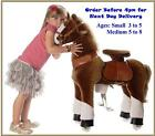 My Little Pony - Pony Cycle - Mechanical Walking Horse (S.M.L) Light Brown