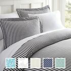 sage green bedding - Hotel Quality 3 Piece Patterned Duvet Cover Sets - 8 Beautiful Designs