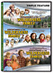 Adventures Of The Wilderness Family I , II , III (DVD, 2014, Widescreen) New