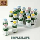 MUJI 100% PURE ESSENTIAL OIL BLENDS MORNING, SLEEPING, RELAX TIME WITH TRACKING