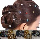 10 Hair Clips Hair Clip Wedding Communion Alternative to Curlies Hair Pins