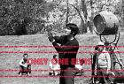 ELVIS PRESLEY in the Movies 1969 Photo CHANGE of HABIT on the set FOOTBALL 06