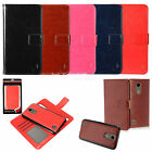 EagleCell LG K20 Plus K20 V K10 2017 Harmony Grace Detach Magnetic Wallet Case