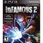 "SONY PLAYSTATION 3 ""INFAMOUS 2"" GAME"