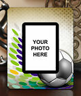 "3.5""x5"" PHOTO FRAME - SOCCER 12 Athlete Ball Game Team Coach Sports Goal Gift"