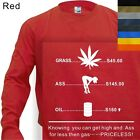 LONG SLEEVE T-SHIRT GRAPHIC TEE PRICELESS -  #126  (S to 4X PLUS)