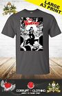 The Warriors Inspired T-Shirt  Poster 70s 80s Tumblr Movie art gang grey 2