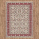 NEW Dynasty Beige Knotted Rug