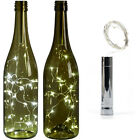 15 LED Cork Shaped Night Starry Fairy Light String Light Bottle Lamp Wine