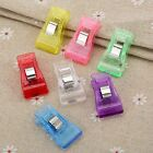 Plastic Metal Clips Knitting Quilt Tools Patchwork Sewing Accessories 10/50Pcs