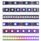 1m/5m APA102 C Led Stripe Light 30/60/144 LEDs/m 5050 RGB Pixel LED Strip DC 5V