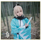 Anime Okita Souji Sakura Saber Fate Grand Order Anime Cosplay Custume Cos N