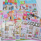 UK Counted Cross Stitch Magazines YOUR CHOICE