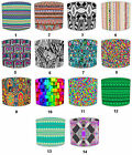 Lampshade Ideal To Match Aztec Tribal Design Wall Art Aztec Quilts & Bedspreads.