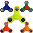 Kids Adults New Stress Relief Tri-Spinner Fidget Pocket Hand Focus Spinner Toy