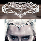 Movie The Hobbit Elven King Thranduil Crowns Circlet Elven Elf Wedding Headwear