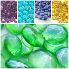 Coloured Glass Pebbles / Glass Nuggets in a Choice of Colours & Quantities