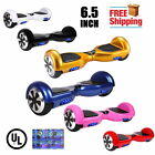 """UL2272 Listed 6.5"""" Hoverboard Self Balancing Wheel Electric Scooter FreeShipping"""