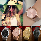 New Women Ladies Bracelet Stainless Steel Unisex Dial Analog Quartz Wrist Watch