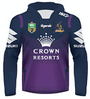 Melbourne Storm 2017 Jersey Hoody - Adults & Kids Sizes Hoodie NRL ISC In Stock!