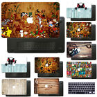 "Classic Matte Smooth Vintage Wood Hard Case+Gift For Macbook Pro Air 11""12""13""15"