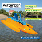 Barracuda™ BK100 (Future Beach) Tretboot Waterbike, made in Canada, TÜV-geprüft