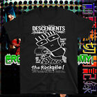 Descendents T-Shirt (Punk, Black Flag, Dead Kennedys, Minor Threat, Bad Brains)
