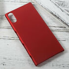 For Sony Xperia XZS Snap On Rubberized Matte hard case back cover