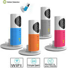 720P HD WiFi Wireless IP Monitor Night Vision Camera Clever Dog Security Newest