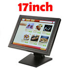 """OUTAD POS 17"""" Touch Screen LED TouchScreen Monitor Retail Kiosk Restaurant Bar T"""