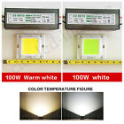 3X100W LED SMD Chip Bulbs + LED Driver Transformer Power Supply IP65 Floodlight