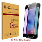 HOT 2X Anti-Blue Light Full Curve Temper Glass Screen Protector for iPhone 7Plus
