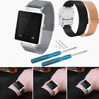Milanese Magnetic Loop Stainless Watch Bands Strap + Tools For Garmin Vivoactive