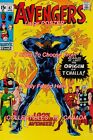 """AVENGERS 1971 = T'Challa = POSTER Not Comic Book CHOOSE FROM 7 SIZES 18"""" - 30"""""""