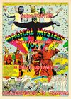 """THE BEATLES 1978 Magical Mystery Tour = POSTER Not Comic Book 7 SIZES 19"""" - 36"""""""