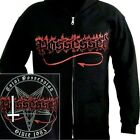 Possessed Total Possession Official Zip Hoodie M L XL Hooded Sweatshirt Hoody