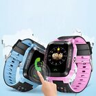 Waterproof LBS Tracker SOS Two-way Upon Kids Smart Watch For Android iPhone【US】
