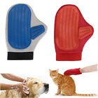 Pet Grooming Brush Glove Right Hand For Dogs Cats Hair Massage Bath Pet Tool New