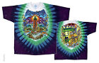 "Grateful Dead ""Watch Tower"" 2 Sided Sunburst Tie-Dye T-Shirt - FREE SHIPPING"
