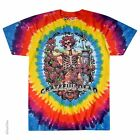 "Grateful Dead ""Rainbow Bertha"" Sunburst Tie-Dye T-Shirt - FREE SHIPPING"
