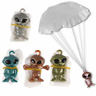 1 6 12 24 SPACE ALIEN PARACHUTING TOYS BOYS GIRLS BIRTHDAY PARTY BAG FILLERS