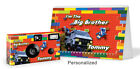 I'm The Big Brother Gift - Disposable Camera & Album-LEGO BLOCKS-personalize