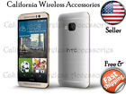 Unlocked HTC ONE M9 32GB Verizon/PagePlus 4G LTE GSM Unlocked Gold Gray/AA-477